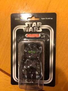 Bearbrick 100% star war death trooper