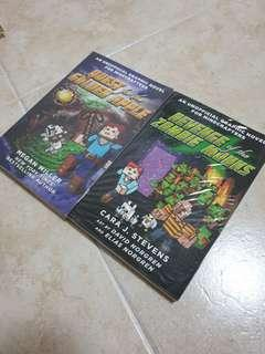 (2@$20) Graphic Novel For Minecrafters
