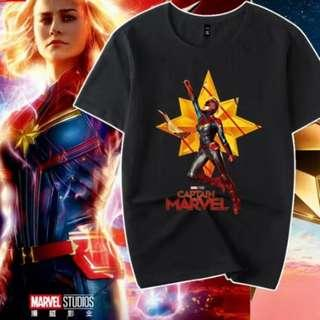 Captain Marvel Tshirt PO