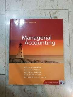 ACC2706 / ACC2002 Managerial Accounting