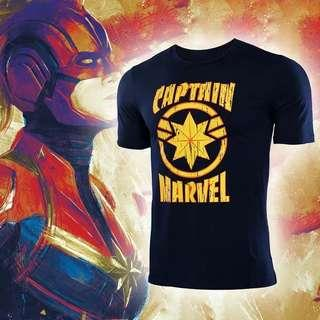 Captain Marvel Tshirt