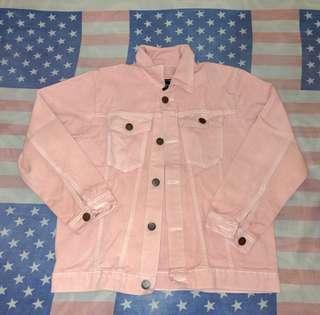 Oversize jacket jeans