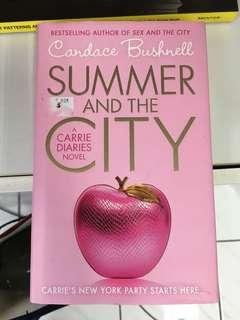 Summer & the City- Candace Bushnell
