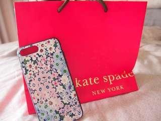 Kate spade floral iphone 7+/8+