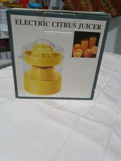 🚚 Electric Citrus juice