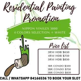 Painting Promo!
