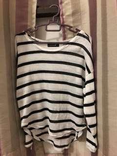 Simple Stripes Top
