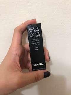 🚚 Chanel超炫耀極致絲絨唇膏