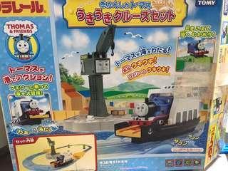 🚚 Tomy Thomas and Train set