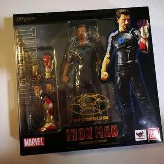 SHF Tony Stark Bootleg