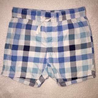H&M Checkered Shorts
