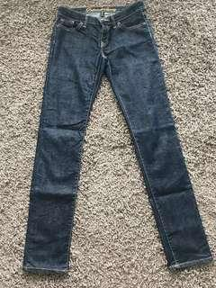 GAP Skinny Fit Straight Jeans Size 27