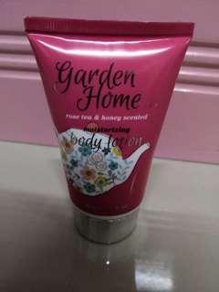 Rose Tea& honey scented body lotion