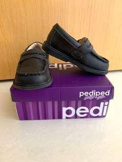 Toddler Black Loafers