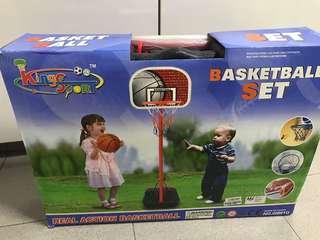 🚚 Basket Ball Set