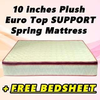 BN Queen Size Non Flip Mattress