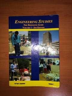 ENGINEERING STUDIES THE DEFINITIVE GUIDE VOLUME ONE 2nd EDITION