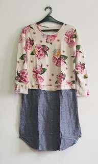 Mididress / Blouse / Tunik Import Korea
