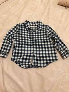 🚚 Zara Baby Boy Shirt