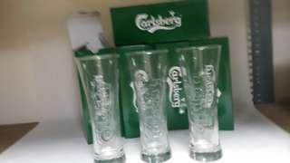 🚚 6個 Carlsberg 嘉士伯啤酒杯