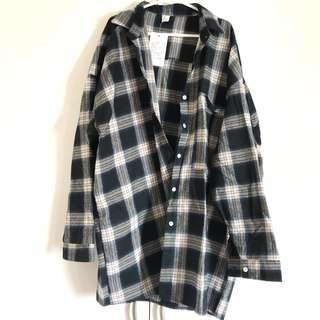 BN Checkered Shirt