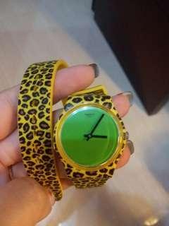Swatch x Jeremy Scott 手錶