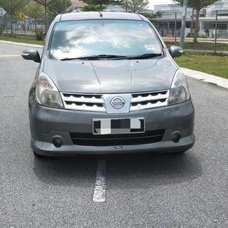2010 Nissan Grand Livina Impul 1.8 (A)