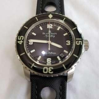 Blancpain Fifty Fathoms Tribute to Aqualung