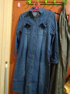 Dress Jeans denim bagus