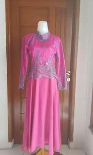 Long Dress Pink Fanta