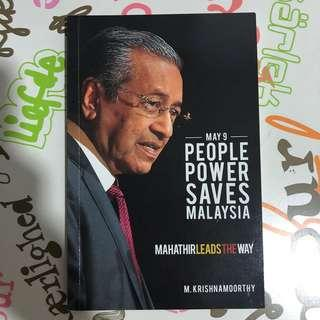 Book - May 9 People Power Saves Malaysia