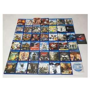 PS4遊戲們