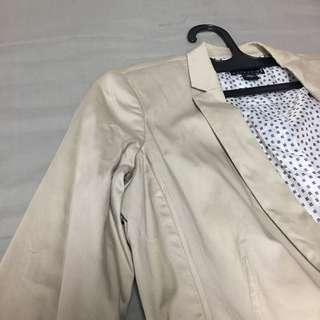 Preloved Blazer Khaki