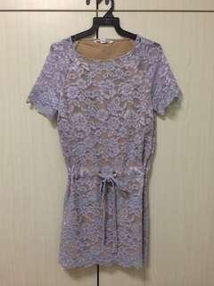 Cut Label DVF Lace dress