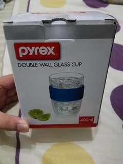 Pyrex mug 40ml. brand new