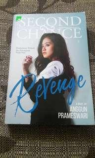 Revenve novel Indonesia