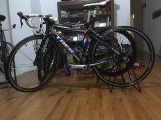 Trek 2.1 Alpha Road bike Size 47