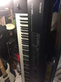Regards land XV88 88 keys