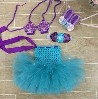 FOR RENT Mermaid Costume
