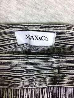 3/4 pants by Max & Co