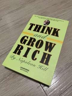 🚚 Think and Grow Rich by Napoleon Hill