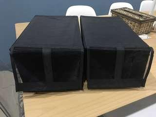 Ikea Skubb Shoes Box