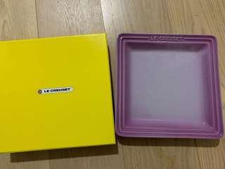 Le Creuset Medium Square Plate