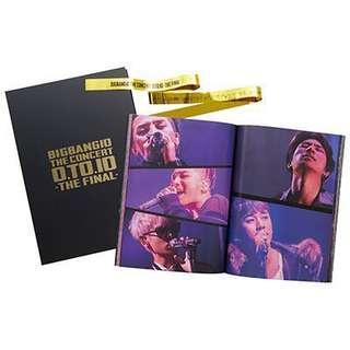 🚚 BIGBANG 10 THE CONCERT 0.to.10 MEMORIAL PHOTOBOOK 日本場 寫真冊