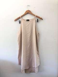 Cream Top/dress