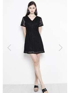 *PREMIUM* BNWT SSD Anica Lace Dress Black