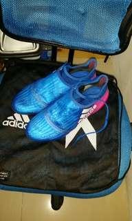 Adidas X貴版釘 70%新 可議