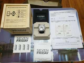 Seven Friday P1/01 Watch Authentic