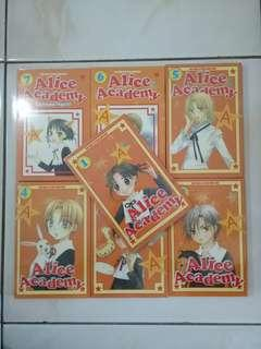 Alice academy vol 5-7 @5rb