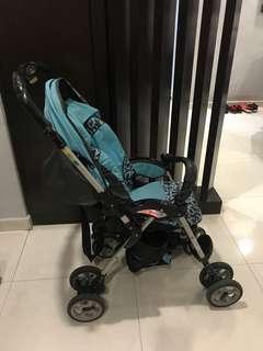 🚚 Capella stroller